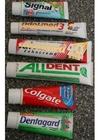 Foto pasta de dente