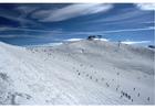 Foto pista de esqui