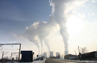 Foto poluição do ar