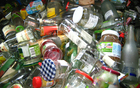 Foto reciclar vidro