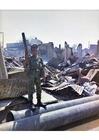 Foto soldado criança, Vietnam