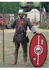 Foto soldado romano em 175 a.C.