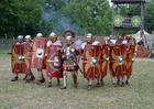 Foto soldados romanos em 70 a.C.