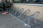 Foto suporte para bicicletas