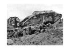 Foto tanque britânico