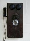 Foto telefone antigo
