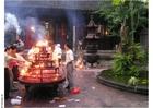 Foto templo em Chendu