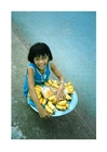 Foto trabalho infantil, vendedor ambulante