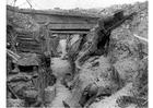 Foto trincheiras - batalha de Somme