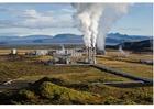 Foto usina de energia geotérmica
