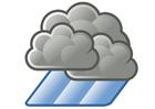 imagem 01 - chuva forte