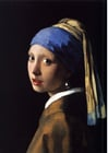 imagem A garota com brinco de pérola - Johannes Vermeer