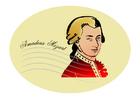 imagem Amadeus Mozart