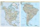 imagem América do Norte e do Sul