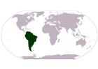 imagem América do Sul