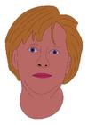 imagem Angela Merkel