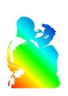 imagem anti-homofobia