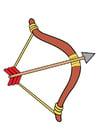 imagem arco e flecha