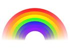 imagem arco-íris