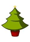 imagem árvore de Natal