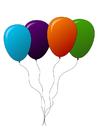 imagem balões