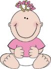 imagem bebê menina 3