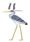 imagem Bennu pássaro