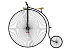 imagem bicicleta antiga