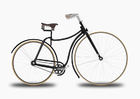imagem bicicleta - rover bike