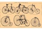 imagem bicicletas antigas
