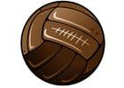 imagem bola de futebol