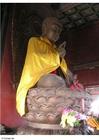 Foto Buda no templo