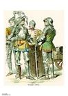 imagem Burgúndios do século XV