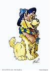 imagem cão escoteiro 1