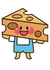 imagem cabeça de queijo
