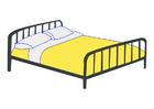 imagem cama dupla