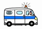 imagem camburão da polícia