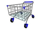 imagem carrinho de supermercado