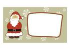 imagem cartão de Natal