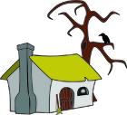 imagem casa de bruxas