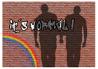 imagem casal homoafetivo