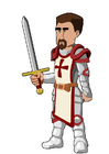 imagem cavaleiro