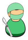 imagem cirurgião