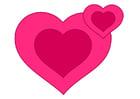 imagem corações