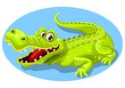 imagem crocodilo