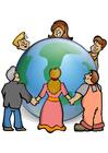 imagem cuidar do mundo