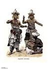 imagem dançarinos do Senegal 1880
