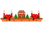 imagem decoração de Natal