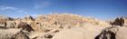 Foto deserto da Jordânia perto de Petra