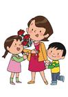 imagem dia das mães
